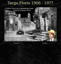 LA TARGA FLORIO: MITICA, LEGGENDARIA E UNICA - DI A. VENTURELLA