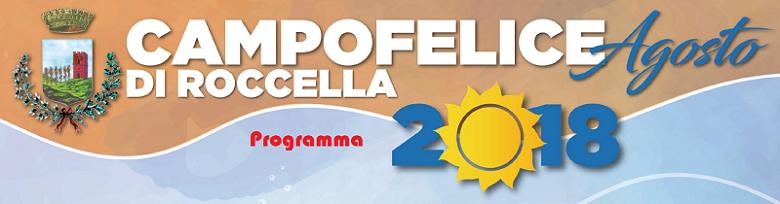 Programma Agosto 2018.